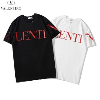 VALENTINO - ★8000円2枚 ヴァレンティノVALENTINO半袖Tシャツ#2