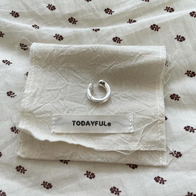 TODAYFUL(トゥデイフル)のTODAYFUL イヤーカフ レディースのアクセサリー(イヤーカフ)の商品写真