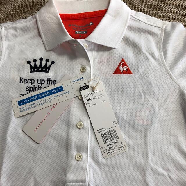 le coq sportif(ルコックスポルティフ)のゴルフウェア レディース スポーツ/アウトドアのゴルフ(ウエア)の商品写真