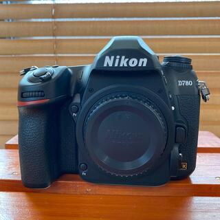 Nikon - ☆美品☆4/25まで☆ ニコン D780 ショット数347回 付属品完備
