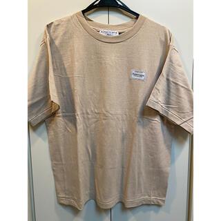 アメリカーナ(AMERICANA)のアメリカーナ ベージュ Tシャツ(Tシャツ(半袖/袖なし))