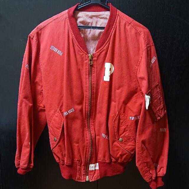 PINK HOUSE(ピンクハウス)の値下げ不可 ピンクハウス ブルゾン ジャンパー アウター レディースのジャケット/アウター(ブルゾン)の商品写真