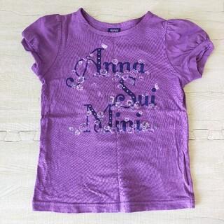 ANNA SUI mini - 【ANNA SUI】Tシャツ 120