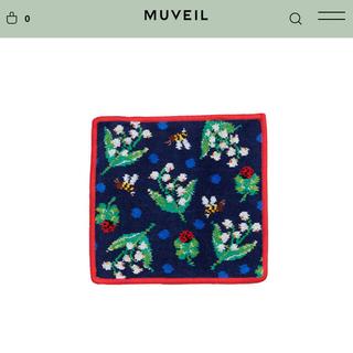 FEILER - ミュベール フェイラー MUVEIL×FEILER コラボ ハンカチ