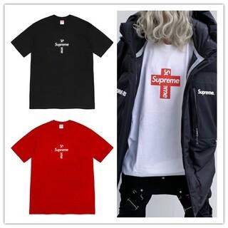 Supreme - プリント2枚8000円送料込み1202#Supreme半袖シュプリーム Tシャツ