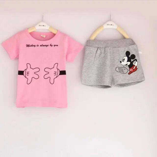 10%offセール 韓国子供服 セットアップ キッズ/ベビー/マタニティのキッズ服女の子用(90cm~)(その他)の商品写真