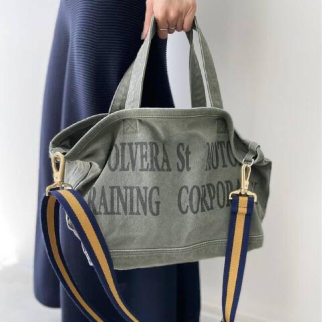 L'Appartement DEUXIEME CLASSE(アパルトモンドゥーズィエムクラス)のGraphic Tote Bag レディースのバッグ(トートバッグ)の商品写真