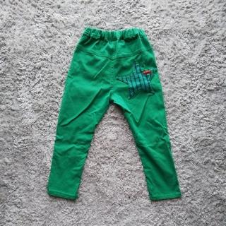 ムージョンジョン 星柄 パンツ 長ズボン 100cm