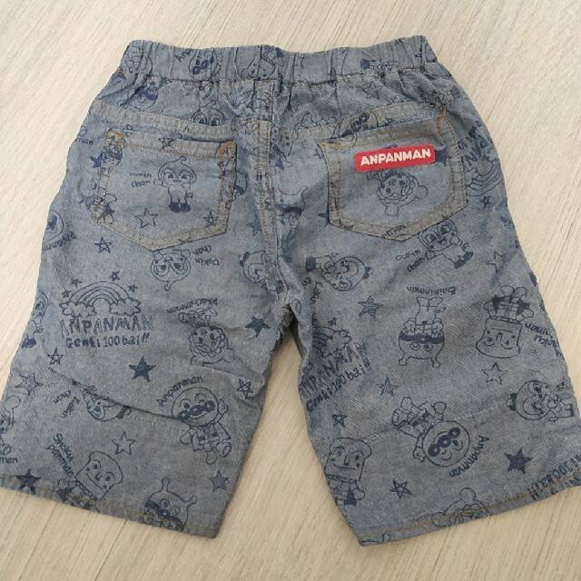 男の子 110cm 半ズボン 4枚セット キッズ/ベビー/マタニティのキッズ服男の子用(90cm~)(パンツ/スパッツ)の商品写真