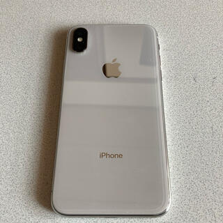 iPhone - iPhone x 256GB 白 SIMフリー 美品