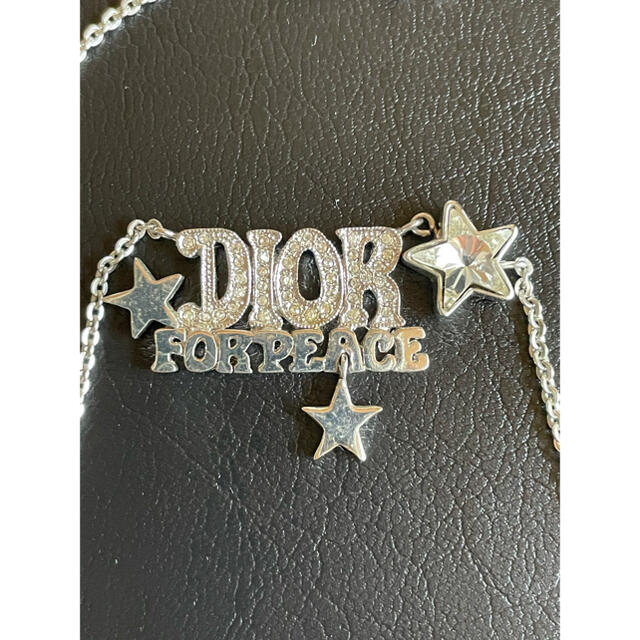 Christian Dior(クリスチャンディオール)のChristian Dior ネックレス レディースのアクセサリー(ネックレス)の商品写真
