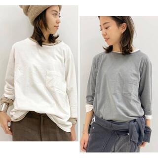 DEUXIEME CLASSE - 【REMI RELIEF/レミ リリーフ】 ポケツキ7ブTシャツ