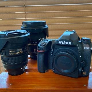 Nikon - ☆美品☆送料無料☆ニコン D780 18-35 タムロン 24-70セット