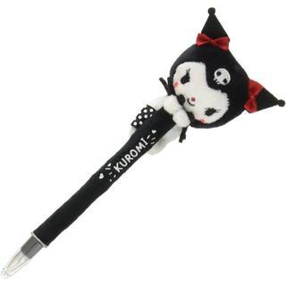 マイメロディ(マイメロディ)のクロミ ぴょこのる ボールペン サンリオ KUROMI クロミちゃん マスコット(ペン/マーカー)