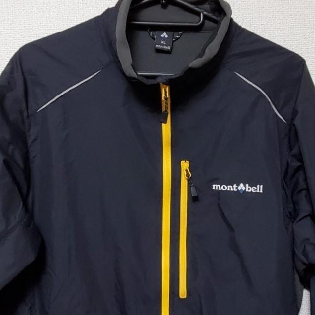 mont bell(モンベル)のモンベル mont-bell 1130448 ライトシェル サイクルジャケット メンズのジャケット/アウター(その他)の商品写真