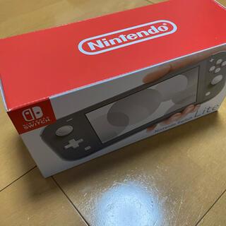 任天堂 - Nintendo Switch Liteグレー