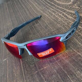 Oakley - フラック 2.0 プリズムロード サングラス マラソン ランニング 軽量