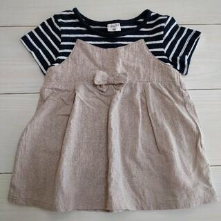 しまむら - Tシャツ(100cm)