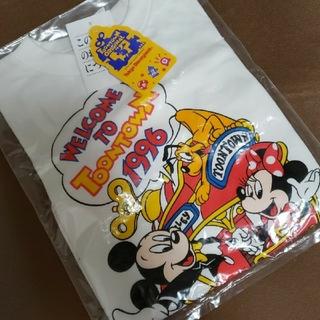 Disney - レア⭐新品未使用⭐タグ付き⭐TDL トゥーンタウン オープン Tシャツ