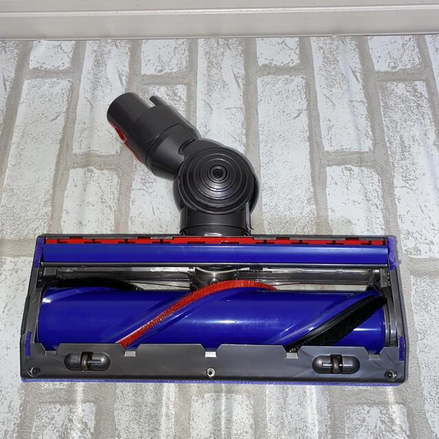 Dyson(ダイソン)の新品並みDyson V8ダイレクトドライブクリーナーヘッド スマホ/家電/カメラの生活家電(掃除機)の商品写真
