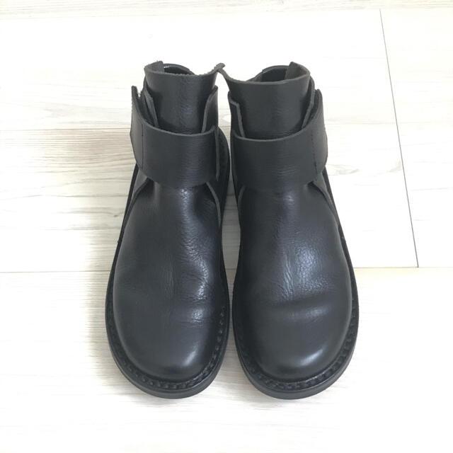 trippen(トリッペン)のtrippen 35 黒 ブーツ レディースの靴/シューズ(ブーツ)の商品写真