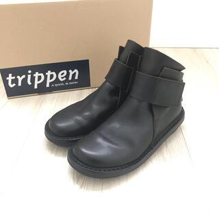 trippen - trippen 35 黒 ブーツ