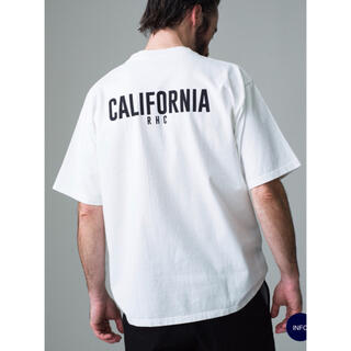 ロンハーマン(Ron Herman)のLサイズ Hevy Weight SD RHC Logo Tee(Tシャツ/カットソー(半袖/袖なし))