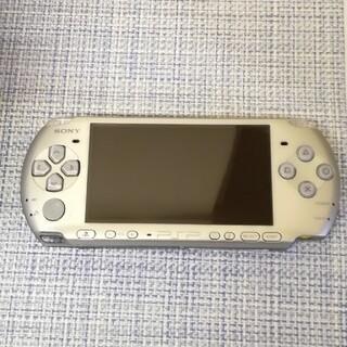 PSP3000 シルバー