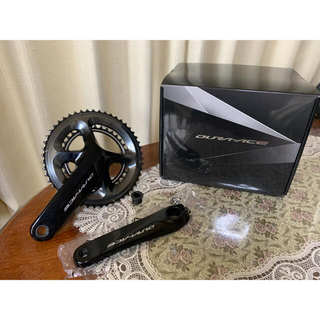 Dura-Ace FC-R9100 2×11s  50-34T 165mm
