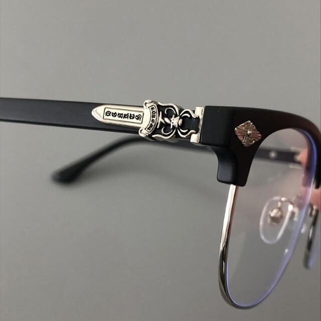Chrome Hearts(クロムハーツ)のクロムハーツ  メガネフレーム メンズのファッション小物(サングラス/メガネ)の商品写真