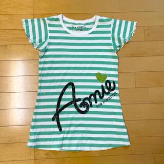 ポンポネット(pom ponette)のポンポネット pom ponette  AMIE Tシャツ Mサイズ 150cm(Tシャツ/カットソー)