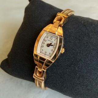 ハミルトン(Hamilton)のハミルトン HAMILTON 美品 アメリカンクラシック レディースブレスクォー(腕時計)