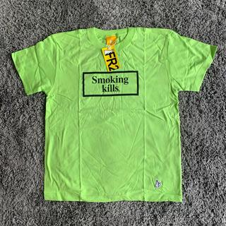 ヴァンキッシュ(VANQUISH)のFR2 Smoking kills crew-neck Tee 17SS M(Tシャツ/カットソー(半袖/袖なし))