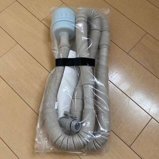東芝(トウシバ)の東芝洗濯機の風呂水用給水ホース スマホ/家電/カメラの生活家電(洗濯機)の商品写真