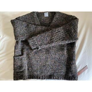 SUNSEA - sunsea sunseaはじめての手編みセーター