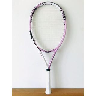 ウィルソン(wilson)の【美品】ウィルソン『BLXコーラルリーフ』テニスラケット/女性&初心者向/ピンク(ラケット)
