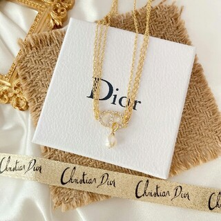 Dior - ディオール Dior ネックレス