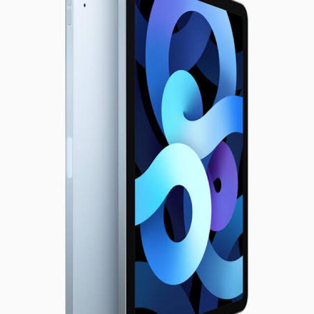 Apple(アップル)のiPad Air 4  64GB wifi 未開封 スマホ/家電/カメラのPC/タブレット(タブレット)の商品写真