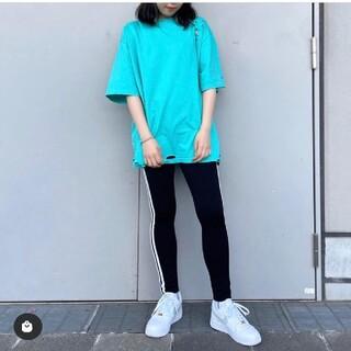 プニュズ(PUNYUS)のプニュズ クラッシュtシャツ(Tシャツ(半袖/袖なし))