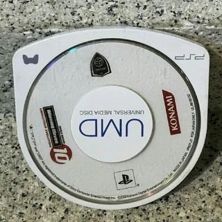 PSP Winning Eleven10(携帯用ゲームソフト)