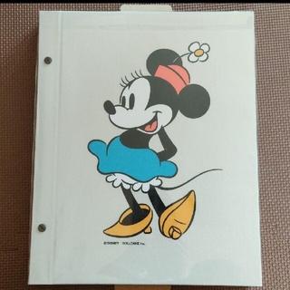 ディズニー(Disney)の«アルバス»ミニーちゃん アルバム マンスリーカード付き(アルバム)