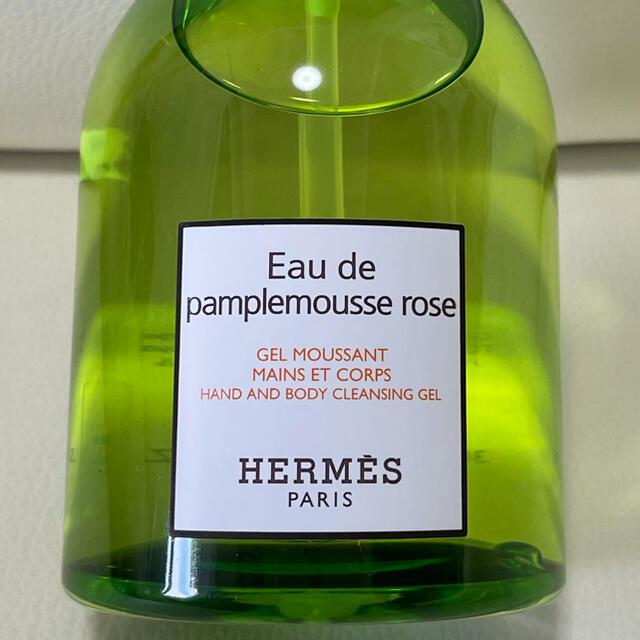 Hermes(エルメス)のハンド&ボディークレンジングジェル 300ml コスメ/美容のボディケア(ボディソープ/石鹸)の商品写真