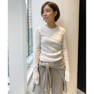 L'Appartement DEUXIEME CLASSE - L'Appartement RIB L/S TOP ナチュラル