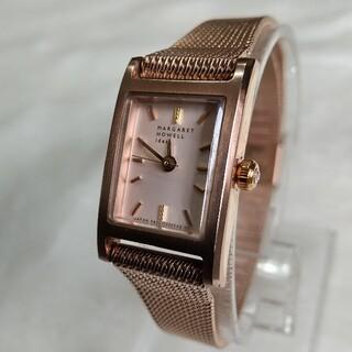 MARGARET HOWELL - マーガレットハウエル腕時計 美品 レディースクォーツ