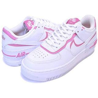 NIKE - ナイキ エアフォース1 ピンク♡ホワイト