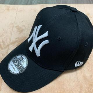 NEW ERA - ブラック NEWERA ニューエラ 9FORTY ニューヨーク・ヤンキース