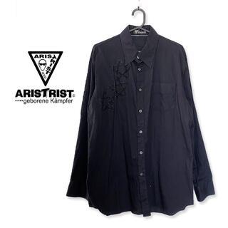 アリストトリスト(ARISTRIST)のARISTRIST アリストトリスト 星 蝶野正洋 アラベスクシャツ(シャツ)