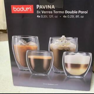 bodum - ボダム ダブルウォールグラス