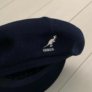 カンゴール(KANGOL)のKANGOL キャップ(ハンチング/ベレー帽)