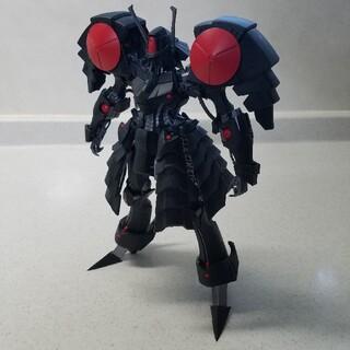 ボークス(VOLKS)の送料込み ボークス1/100 IMS バッシュ・ザ・ブラックナイト 塗装完成品(模型/プラモデル)